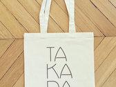 Limited MIDORI TAKADA Tote Bag photo