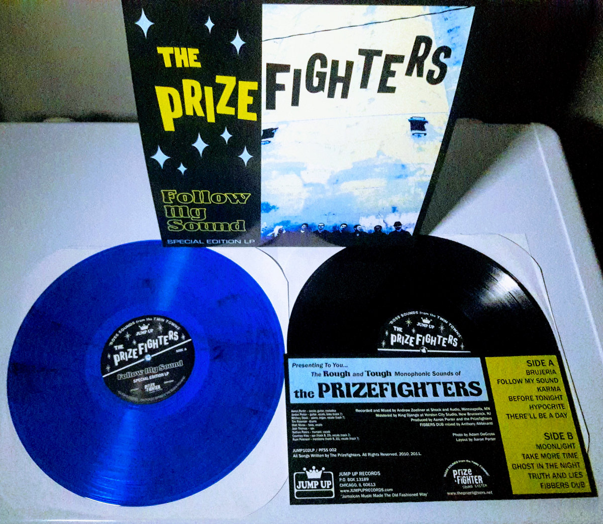 Follow My Sound   The Prizefighters