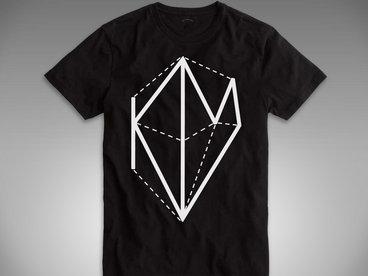Kælan Mikla 2019 logo shirt with Nótt eftir nótt backprint! main photo