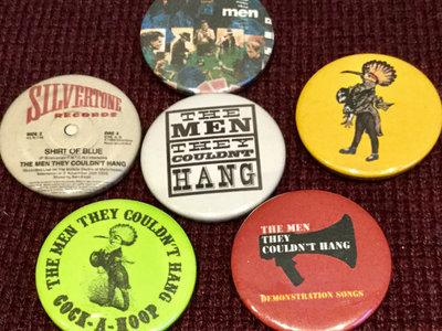 TMTCH Button Badges (set of 6) main photo