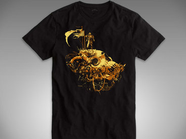 Official WarMech Skull Shirt main photo