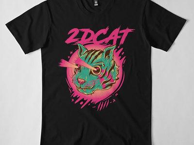 2DCAT Shirt main photo