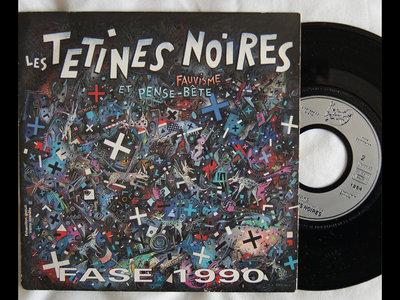 "Freaks/Fase 1990  Original 7"" Vinyl + Postcard + Sticker main photo"
