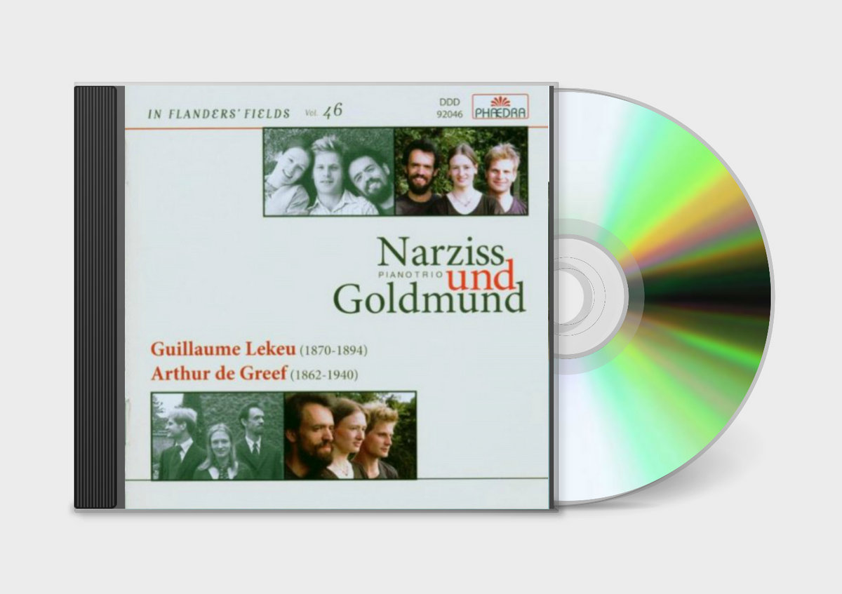 Vol46 Narziss Goldmund Phaedra In Flanders Fields
