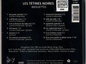 Brouettes Album. Original CD + Sticker photo