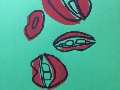 Lips Print main photo