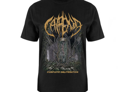 "T-Shirt ""Complete Obliteration"" main photo"
