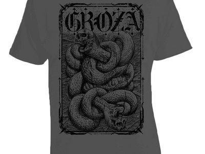 Ouroboros Grey  Shirt main photo