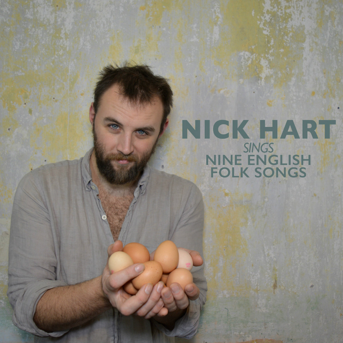 Nick Hart Sings Nine English Folk Songs   Nick Hart