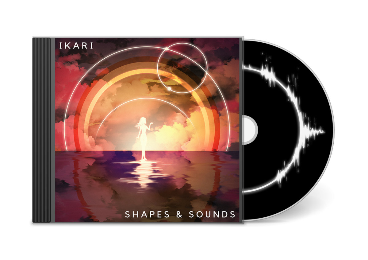 8ab55c6660d4b We re super excited   proud to bring you our debut album   Shapes    Sounds