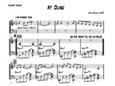 Dave Douglas | Tiny Bell Trio | Sheet Music | Concert (PDF) photo