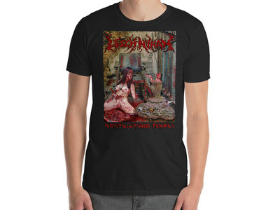 Lesch-Nyhan - Indistinguished Remains T-Shirt main photo