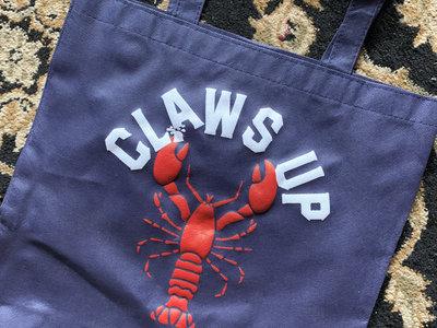 Claws Up Tote Bag main photo