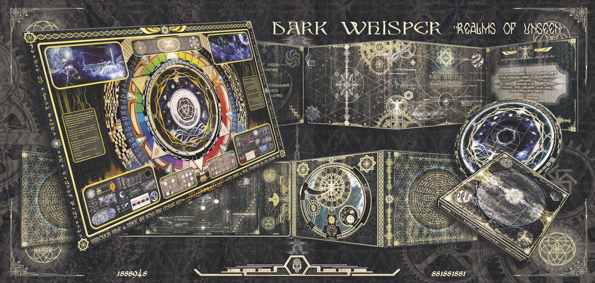 Dark Whisper - Realms of Unseen | Alice D