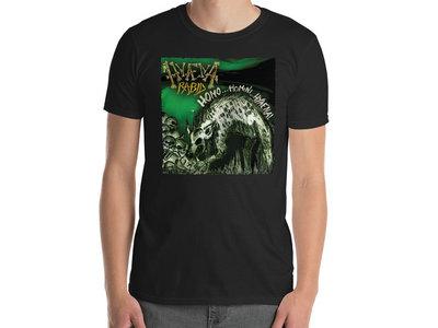 Hyaena Rabid - Homo... Homini... Hyaena! T-Shirt main photo