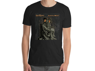 Septory / Sadistik Forest - Split T-Shirt main photo