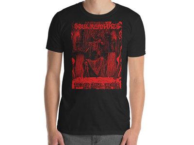 Soul Remnants - Black And Blood T-Shirt main photo