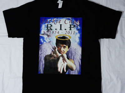 R.I.P. Jackie Chan T-Shirt main photo