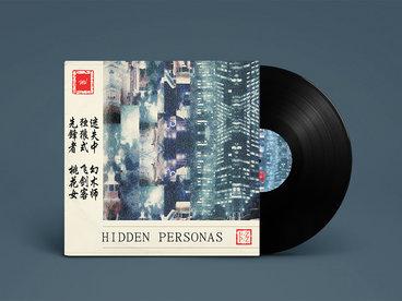 "Hidden Personas Limited Edition 12"" Vinyl main photo"
