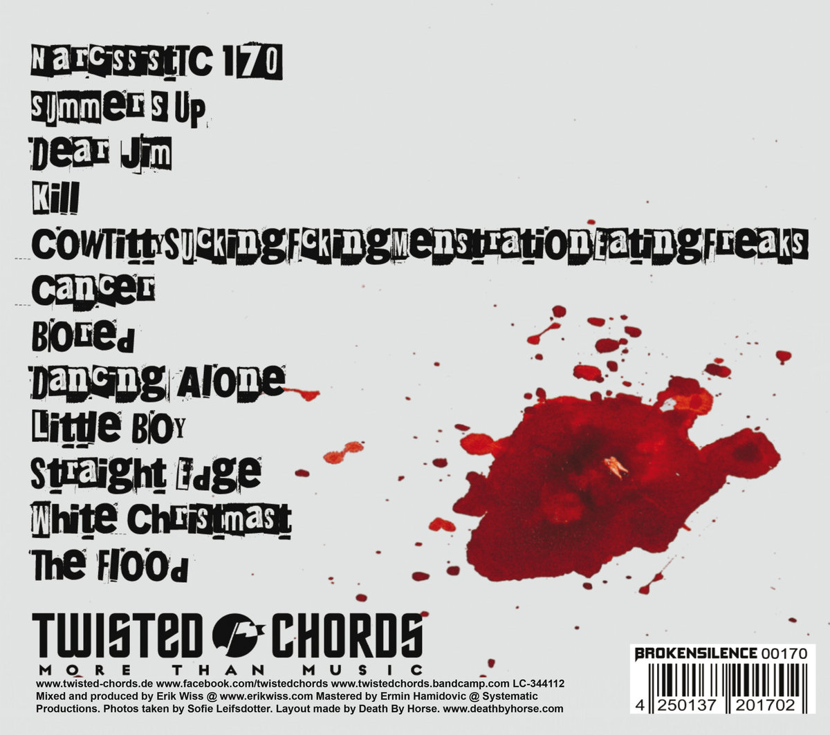 Dear Jim | Twisted Chords