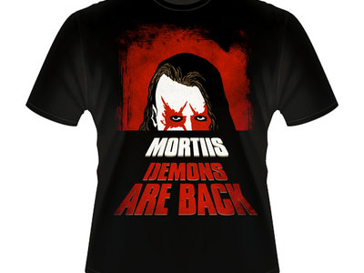 Demons are Back T-shirt main photo