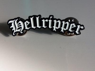 Hellripper - Logo (Metal Enamel Pin) main photo