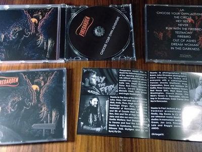 Firegarden Modern Discography - Choose, 1649 and Voyage main photo