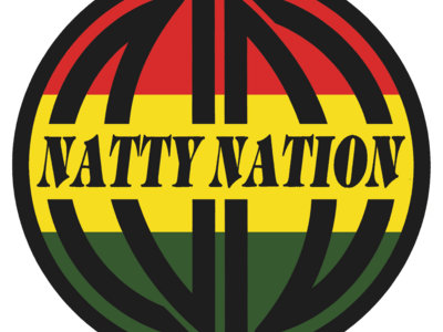Natty Logo Sticker main photo