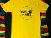 Raund Haus Logo Tee photo