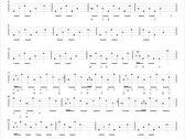 Fancy Boy Mandolin Transcriptions (Digital PDF Format) photo