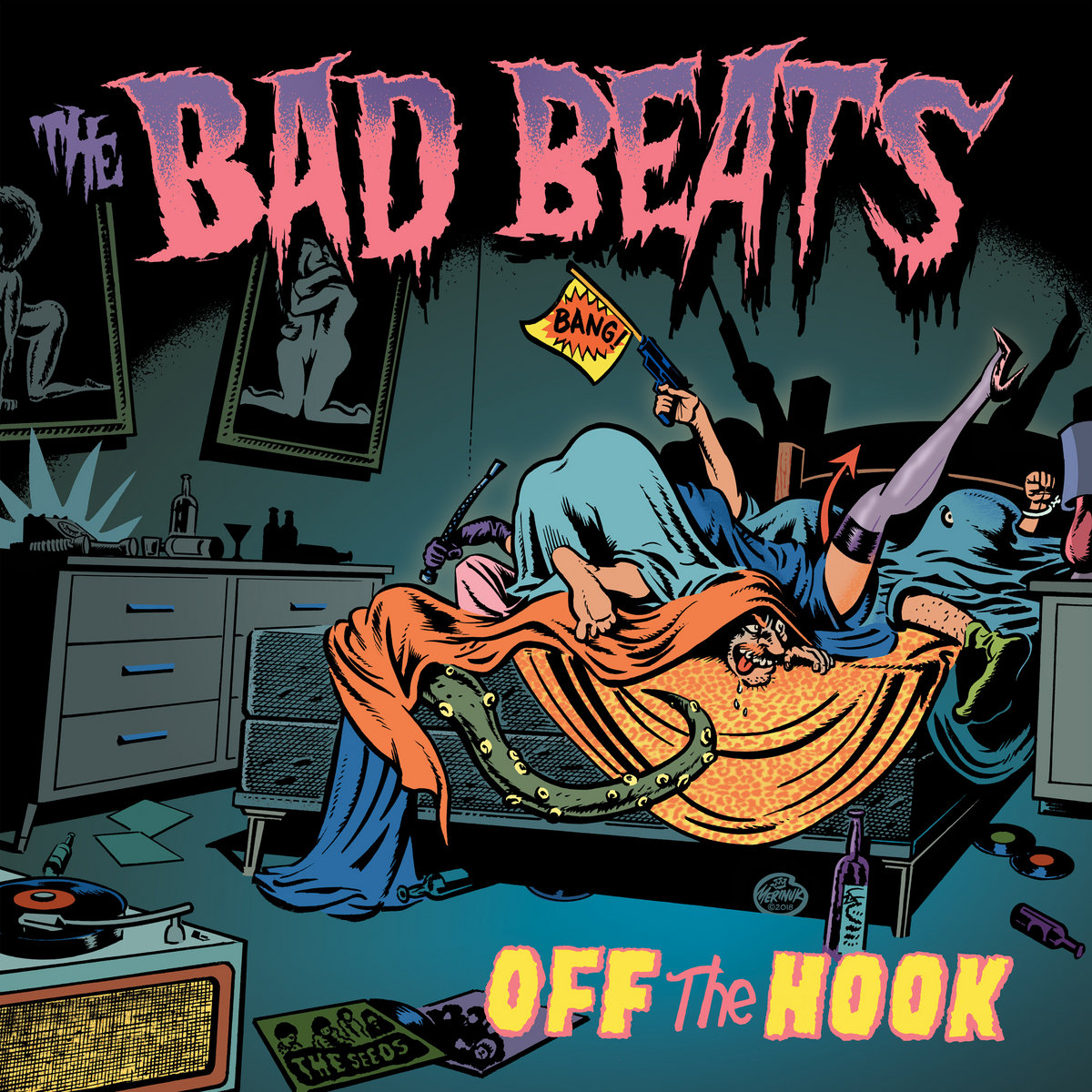 Off The Hook | The Bad Beats
