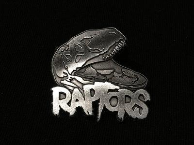 Raptors Logo Enamel Pin main photo