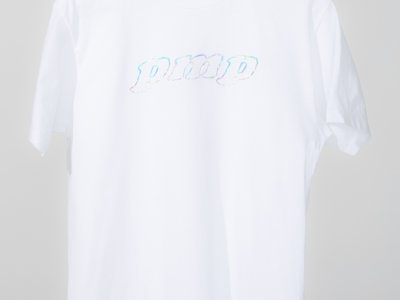 T-shirt coton blanc main photo
