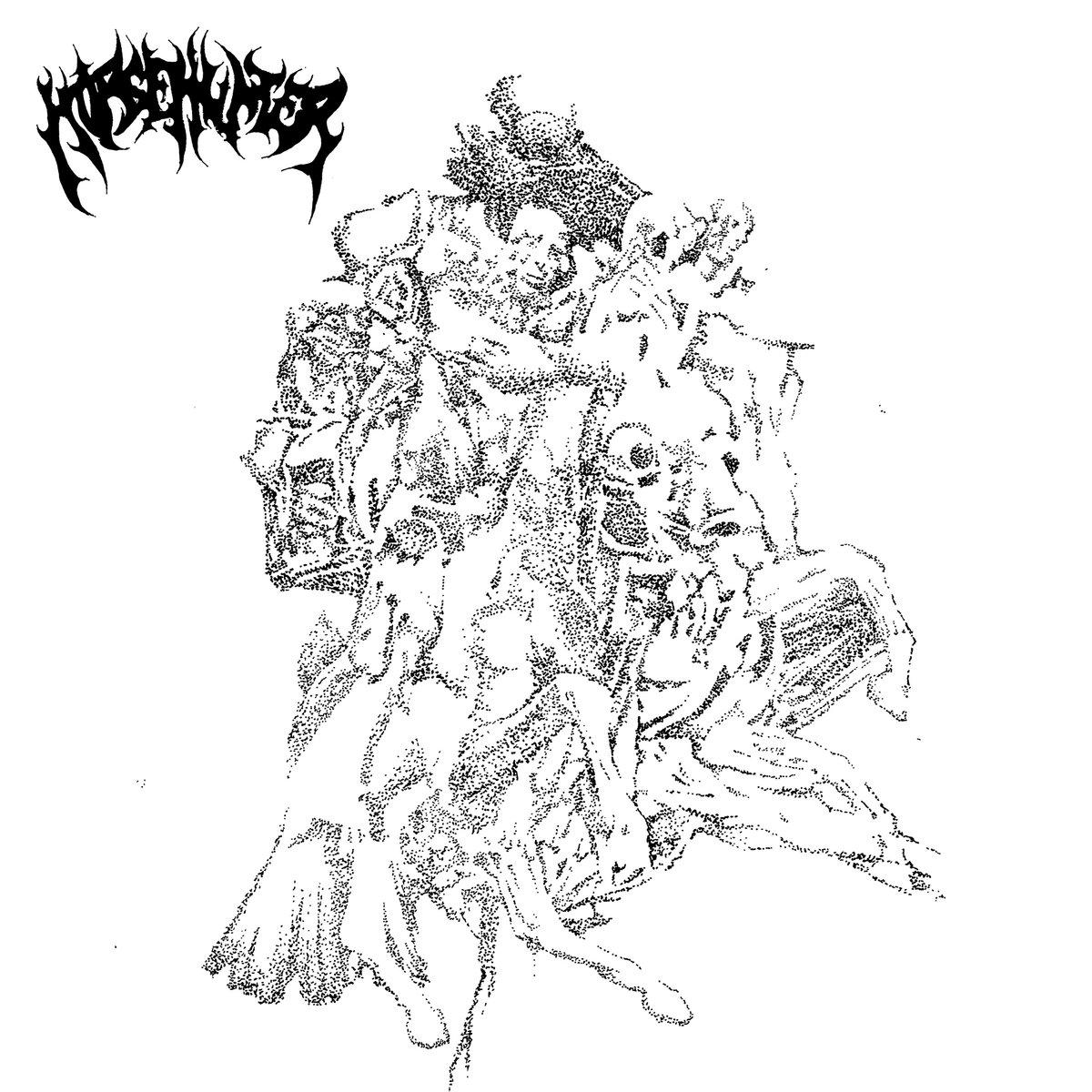 Horsehunter   Magnetic Eye Records