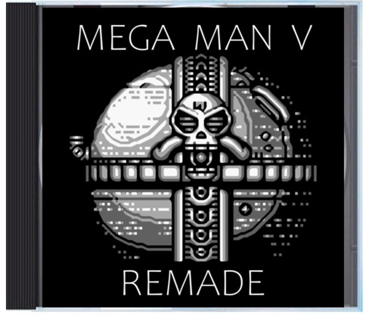Mega Man V Remade | RushJet1