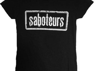 Saboteurs logo t-shirt main photo