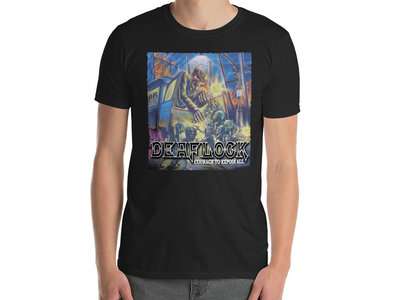 Deaflock - Courage To Expose All T-Shirt main photo