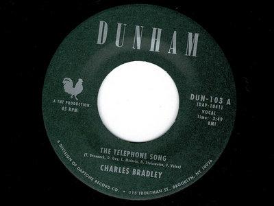 THE TELEPHONE SONG - CHARLES BRADLEY main photo