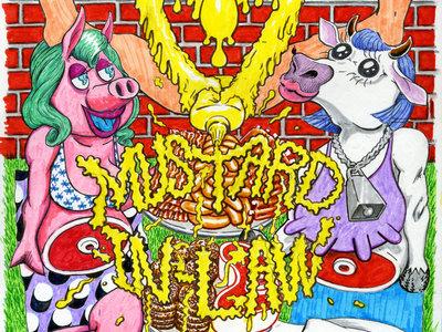 Victor Cayro + Mustard-In-Law DVD main photo