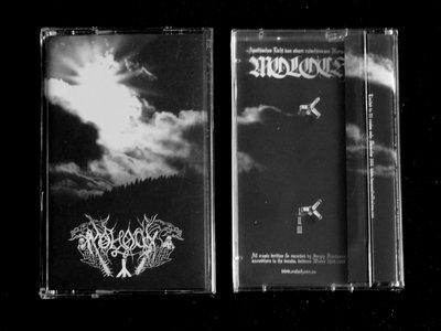 """""""Apathisches Licht von einem rotschwarzen Horizont"""" Cassette edition main photo"""