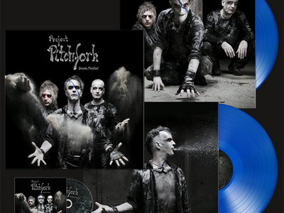 PROJECT PITCHFORK: Dream, Tiresias! 2LP+CD main photo