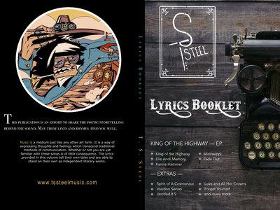Lyrics Booklet main photo