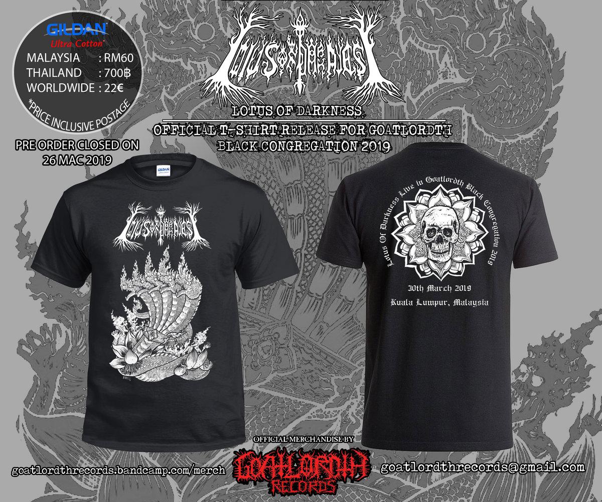 Lotus T Shirt Grey Official Lotus Merchandise