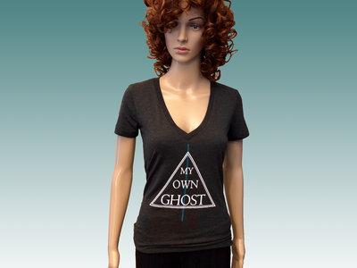 'Love Kills' Girlie Shirt main photo