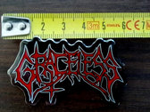 Graceless logo pin photo