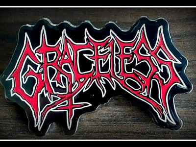Graceless logo pin main photo