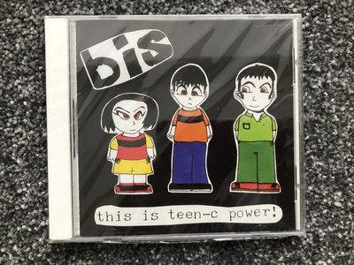 This is Teen-C Power! CD main photo