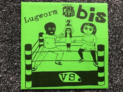 "Lugworm Vs. bis 7"" vinyl main photo"