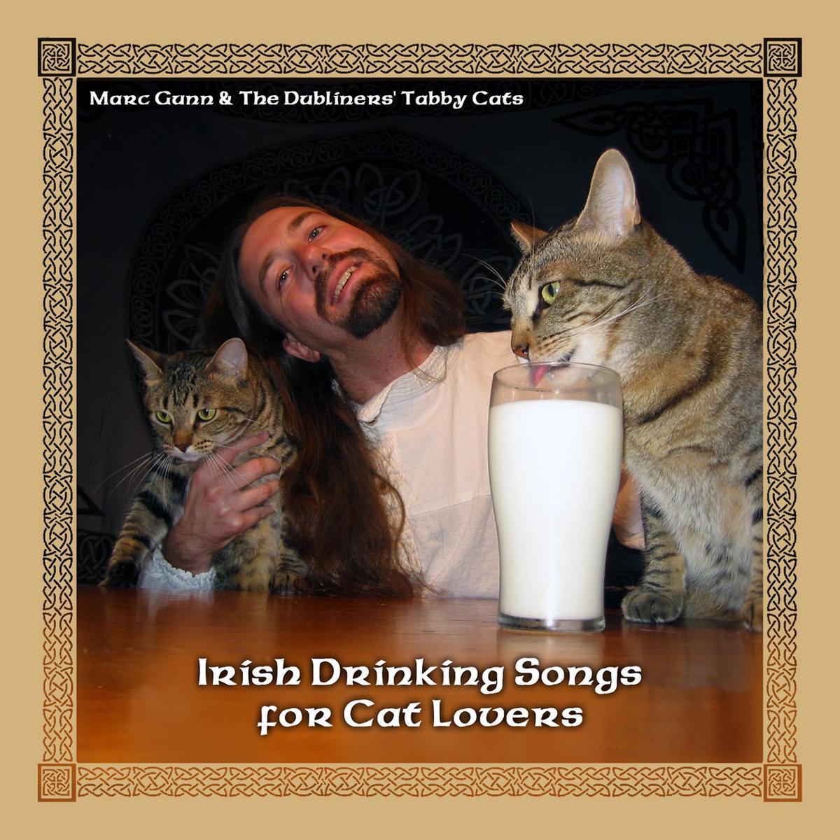 Irish Drinking Songs for Cat Lovers | Marc Gunn