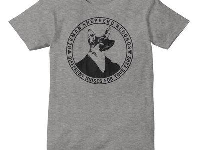 Limited Edition German Shepherd Logo T Shirt main photo